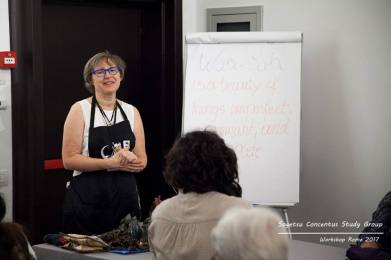 Ilse spiega il Wabi-Sabi