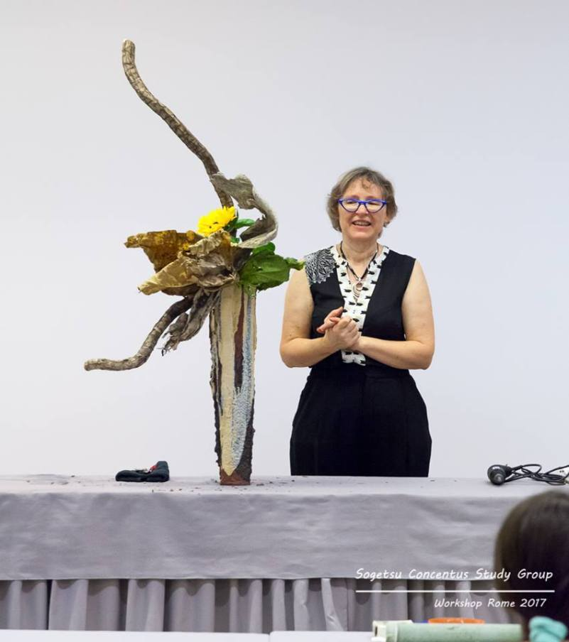 Ikebana di Ilse Wabi-Sabi