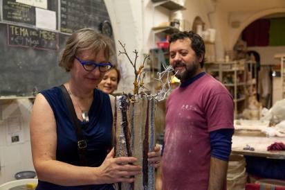 Ilse incontra il vaso di Sebastiano