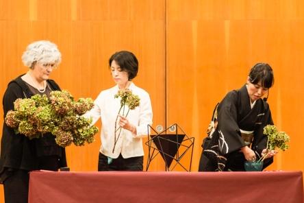 La dimostrazione di Mika Otani